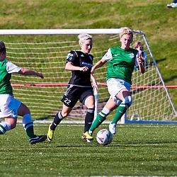Hibernian v Glasgow City | Scottish Women's Premier League | 29 September 2013