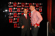 Chang Ma VP of Marketing, LG mobile Company and Giles Dea The launch party for the new LG Chocolate Phone, Sketch. london.3 May 2006. ONE TIME USE ONLY - DO NOT ARCHIVE  © Copyright Photograph by Dafydd Jones 66 Stockwell Park Rd. London SW9 0DA Tel 020 7733 0108 www.dafjones.com