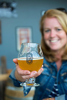 De Garde Brewery in Tillamook, Oregon.