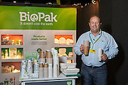 IG Festival of Food 2015. Darwin Convention Centre. 2-3 May 2015. Booth and products of Biopak. Photo by Shane Eecen/Creative Light Studios Darwin.