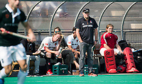 ROTTERDAM - Amsterdam coach Graham Reid   bij de finale Rotterdam-Amsterdam van de ABN AMRO cup 2017 . COPYRIGHT KOEN SUYK