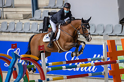 Pratt Chris, CAN, Coco Bongo<br /> Aachen International Jumping<br /> Aachen 2020<br /> © Hippo Foto - Dirk Caremans<br /> 06/09/2020