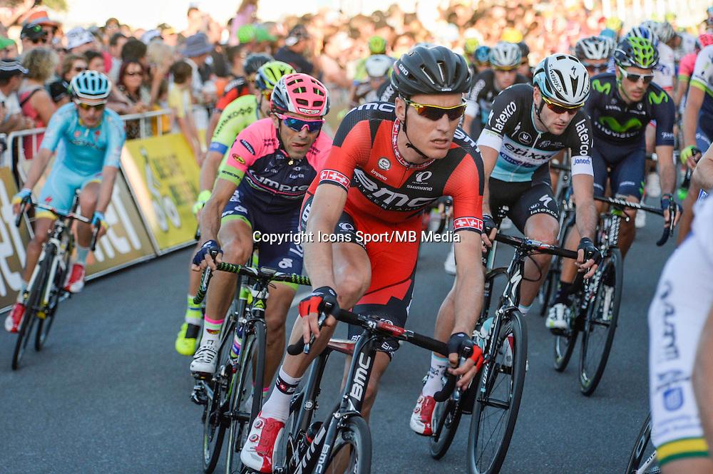 Schar Michael - BMC - 19.01.2015 - presentation des equipes du Tour Down Under -<br /> Photo : Sirotti / Icon Sport