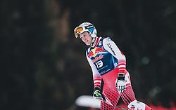 25.01.2020, Streif, Kitzbühel, AUT, FIS Weltcup Ski Alpin, Abfahrt, Herren, im Bild Sturz von Otmar Striedinger (AUT) // Crash of Otmar Striedinger of Austria crashed in the men's downhill of FIS Ski Alpine World Cup at the Streif in Kitzbühel, Austria on 2020/01/25. EXPA Pictures © 2020, PhotoCredit: EXPA/ JFK