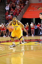 05 December 2009: Amir Rashid. The Chippewas of Central Michigan are defeated by the Redbirds of Illinois State 75-62 on Doug Collins Court inside Redbird Arena in Normal Illinois.