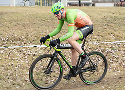13.01.2019, Wien, AUT, ÖRV, Rad Radcross Staatsmeisterschaft, Herren Elite im Bild Andreas Hofer (AUT, Hrinkow Advarics Cycleang Team) // during mens elite cyclo cross championship, Vienna, Austria on 2019/01/03. EXPA Pictures © 2019, PhotoCredit: EXPA/ R. Eisenbauer