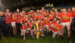 Castlebar Mitchels Mayo County champions 2016.<br />Pic Conor McKeown
