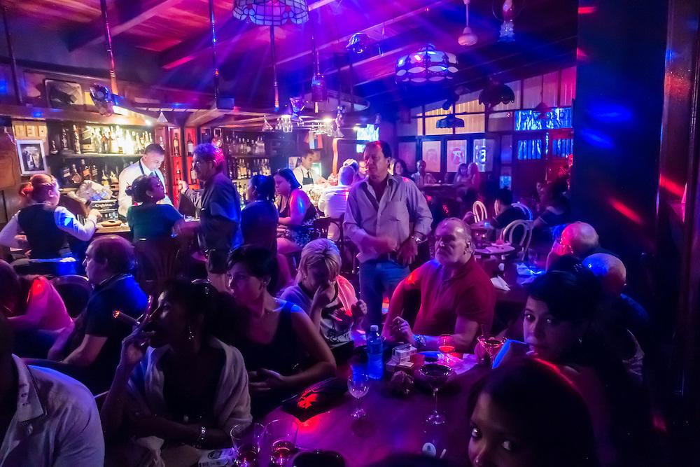 Bar El Tocororo.