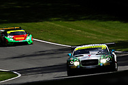 Team Parker Racing Bentley Continental GT3 with drivers Rick Parfitt & Seb Morris during the British GT Championship Round 9 at  Brands Hatch England on 6 August 2017. Photo by Jurek Biegus.