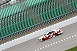 October 19, 2018 - Kansas City, Kansas, United States of America - Cole Custer (00) takes to the track to practice for the Kansas Lottery 300 at Kansas Speedway in Kansas City, Kansas. (Credit Image: © Justin R. Noe Asp Inc/ASP via ZUMA Wire)