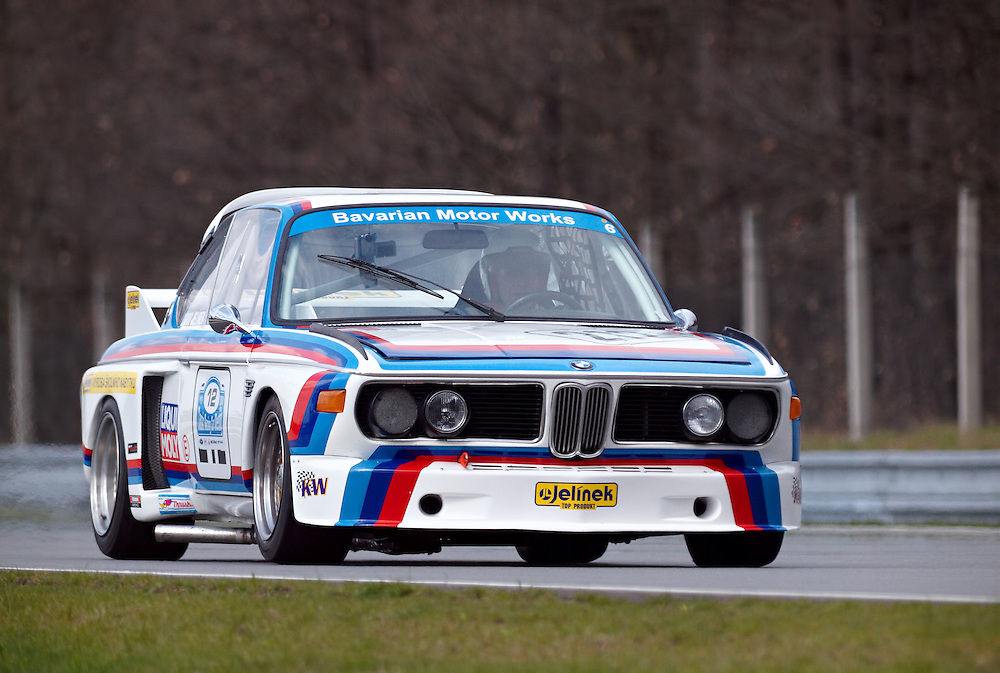 Race days - BMW 635 CSL Liqui Moly