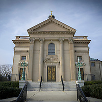 Saint Catharine Church in Spring Lake, New Jersey