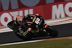 November 10, 2017 - Valencia, Valencia, Spain - 60 Michael Van Der Mark (NED) Monster Yamaha Tech 3 during free practice at the Gran Premio Motul de la Comunitat Valenciana, Circuit of Ricardo Tormo,Valencia, Spain. Friday 10th of november 2017. (Credit Image: © Jose Breton/NurPhoto via ZUMA Press)