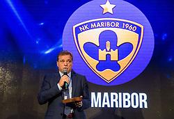 Bojan Ban of NK Maribor at Sports Awards & Brands ceremony during Sports marketing and sponsorship conference Sporto 2018, on November 22, 2017 in Hotel Slovenija, Congress centre, Portoroz / Portorose, Slovenia. Photo by Vid Ponikvar / Sportida