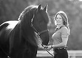 Naomi + both horses