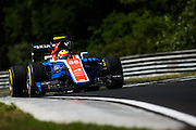 July 21-24, 2016 - Hungarian GP, Rio Haryanto (IND), Manor F1