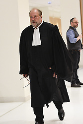May 13, 2019 - Eric Dupond Moretti - avocat de Patrick Balkany (Credit Image: © Panoramic via ZUMA Press)