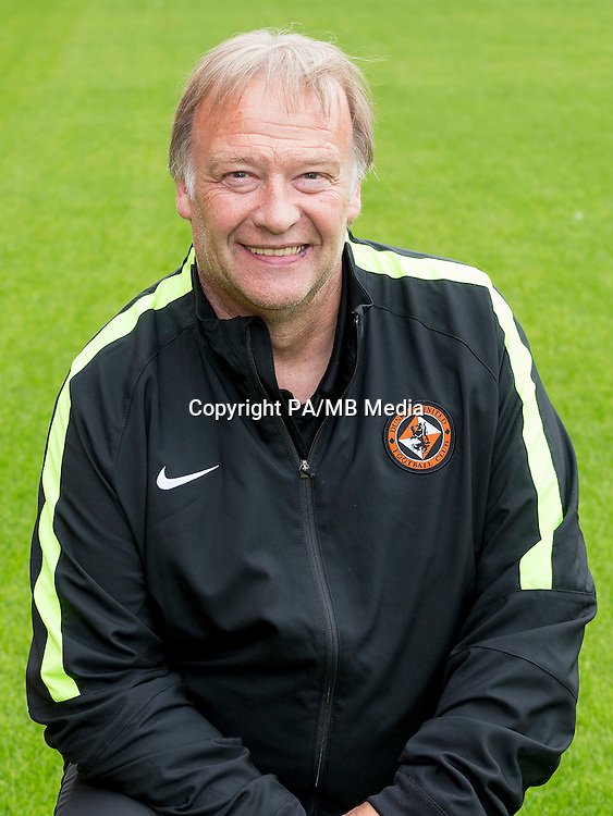 Ian McIntyre, Dundee United