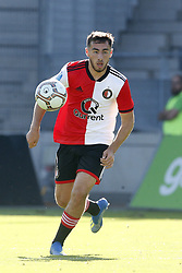 Orkun Kokcu of Feyenoord during the Uhrencup match between BSC Young Boys and Feyenoord at the Tissot Arena on July 11, 2018 in Biel, Switzerland