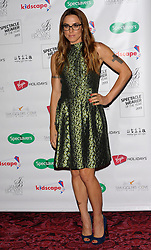 Specsavers Awards.<br /> Mel C attends the Specsavers Awards, held at the Royal Opera House, Covent garden, London, United Kingdom. Tuesday, 10th September 2013. Picture by Chris Joseph / i-Images