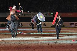 Show <br /> German Masters Stuttgart 2012<br /> © Hippo Foto - Kenneth Braddick