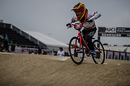 /c12m26 at the 2018 UCI BMX World Championships in Baku, Azerbaijan.
