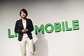 Line Mobile press conference