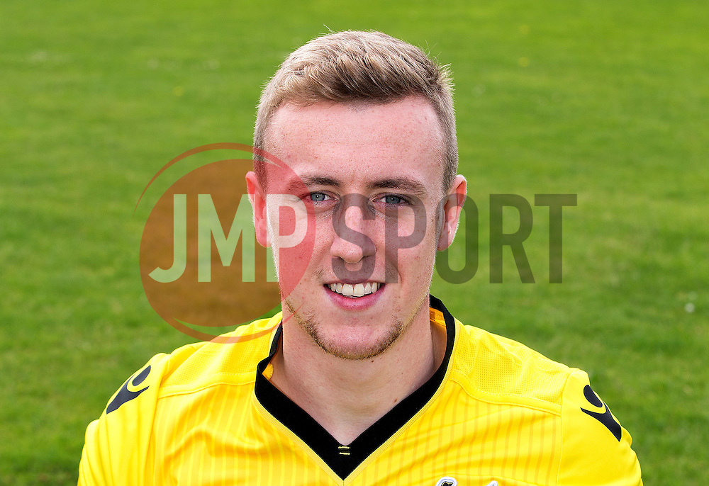Jamie Lucas of Bristol Rovers - Mandatory by-line: Robbie Stephenson/JMP - 04/08/2016 - FOOTBALL - The Lawns Training Ground - Bristol, England - Bristol Rovers Head Shots