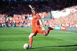 March 24, 2019 - Cardiff, South Glamorgan, United Kingdom - Ben Davies during the UEFA European Championship Group E Qualifying match between Wales and Slovakia at the Cardiff City Stadium, Cardiff on Sunday 24th March 2019. (Credit Image: © Mi News/NurPhoto via ZUMA Press)