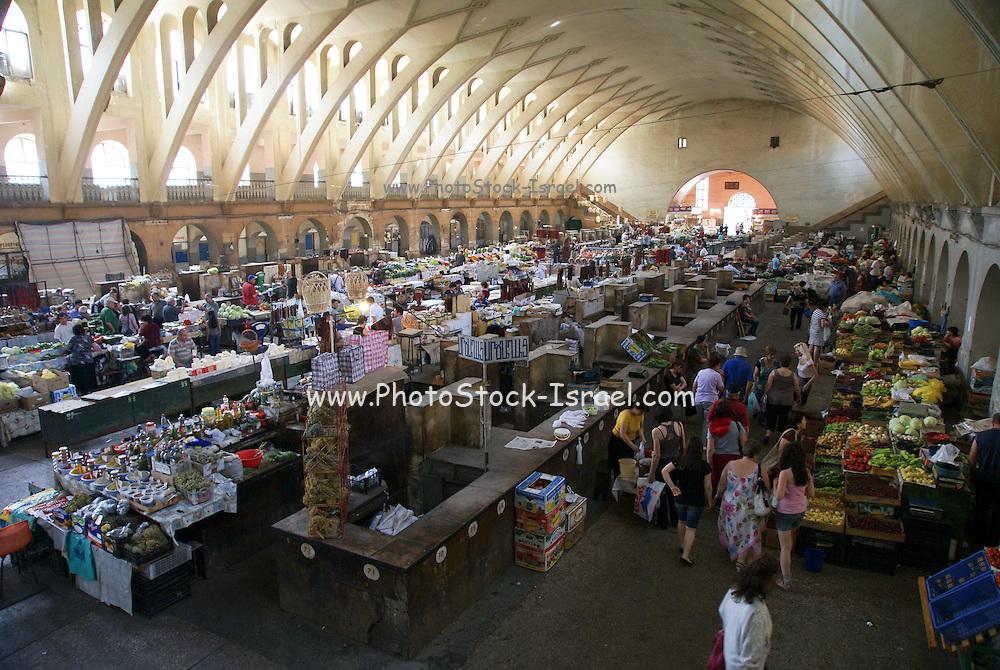 Armenia, Yerevan, Central City food Market,