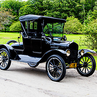 1919 Ford Model T Runabout