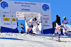 CIVADE Thomas Guide: LARMET Kerwan, B3, FRA, Giant Slalom at the WPAS_2019 Alpine Skiing World Cup, La Molina, Spain