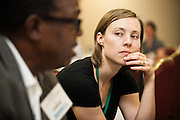 Participants attend breakout session on the second day of the National Rural Assembly in St. Paul, MN.