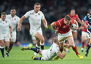 Twickenham, Great Britain,    during the Pool A Game, England vs Wales.  2015 Rugby World Cup, Venue, The RFU Stadium, Twickenham, Surrey, ENGLAND. Saturday   26/09/2015  [Mandatory Credit; Peter Spurrier/Intersport-images]
