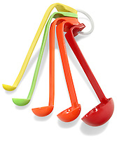 crate and barrel measuring spoons