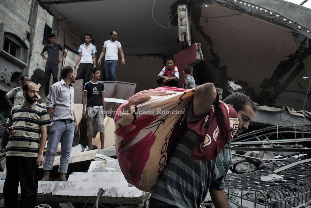 Gaza Strip: . ALESSIO ROMENZI