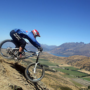 2012 NZ  Mountain Bike Cup, Queenstown.