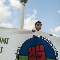 03 Demonstration für ein Bleiberecht für Roma