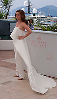Actress Andi Eigenmann at the Ma'rosa film photo call at the 69th Cannes Film Festival Wednesday 18th May 2016, Cannes, France. Photography: Doreen Kennedy