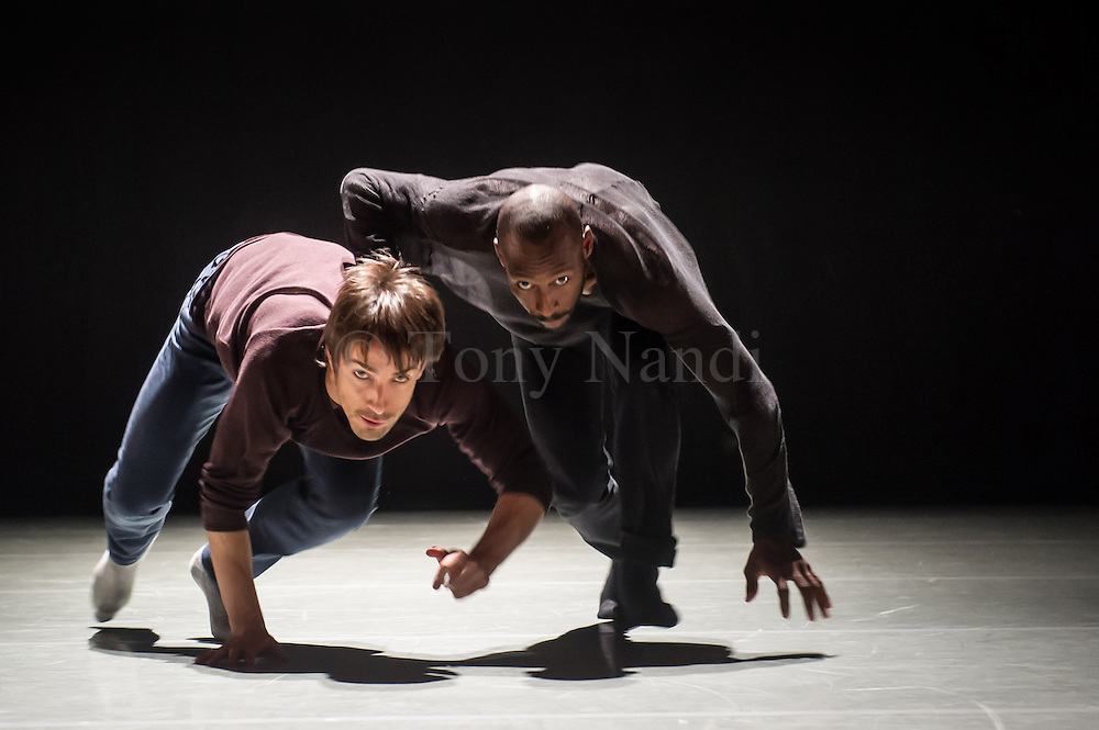 Richard Alston Dance Company perform Madcap by Martin Lawrance. Premiered at The Place, London on October 3rd 2012.