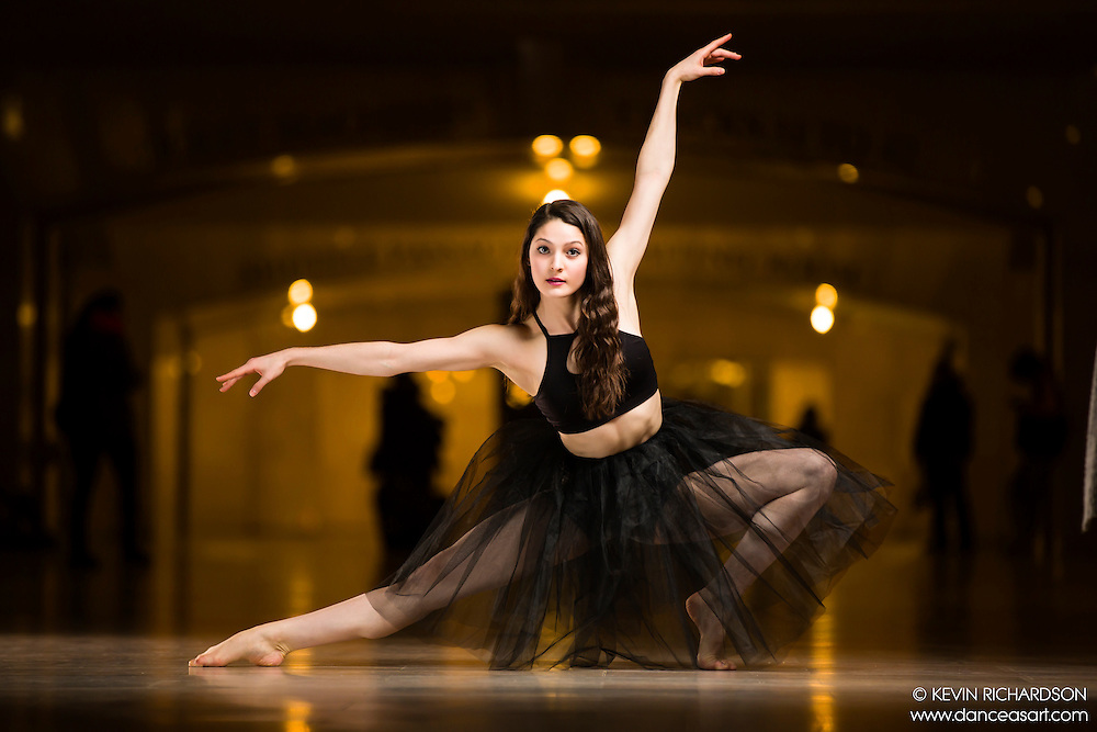 Dance As Art The New York Photography Project Grand Central Series with Alex Policaro