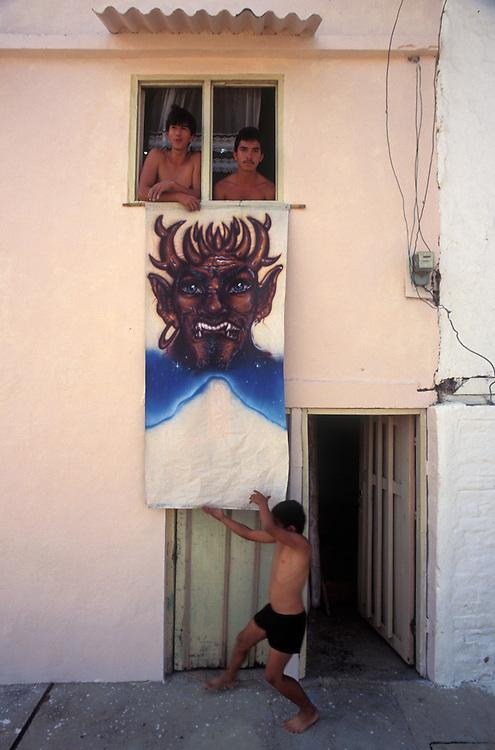 Festival of the Devil, Riosucio, Colombia