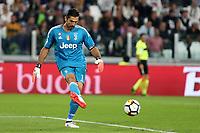 23.09.2017 - Torino - Serie A 2017/18 - 6a giornata  -  Juventus-Torino nella  foto: Gianluigi Buffon