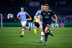 Mislav Oršić of Dinamo Zagreb  during football match between GNK Dinamo Zagreb and Manchester City in 6th Round of UEFA Champions league 2019/20, on December 11, 2019 in Maksimir, Zagreb, Croatia. Photo by Blaž Weindorfer / Sportida