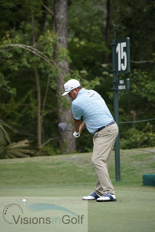 Jason Dufner<br /> On the final day
