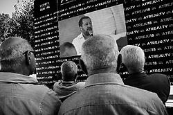 'Atreju' event organized by Fratelli d'Italia, italian right wing party. Rome 22 september 2018. Christian Mantuano / OneShot