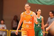 Cecilia Zandalasini<br /> Passalacqua Ragusa vs Famila Schio<br /> Lega Basket Femminile 2017/2018<br /> Schio, 13/05/2018<br /> Foto E. Castoria/Ag. Ciamillo-Castoria
