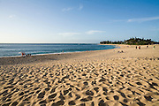 Sunset Beach, North Shore, Oahu, Hawaii<br />