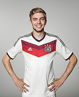 FUSSBALL   PORTRAIT TERMIN DEUTSCHE NATIONALMANNSCHAFT 24.05.2014 Christoph Kramer (Deutschland)