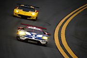 January 27-31, 2016: Daytona 24 hour: #66 Joey Hand, Dirk Muller, Sebastien Bourdais, Ford Chip Ganassi Racing, Ford GT GTLM